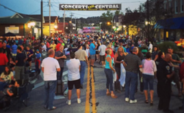 Concerts on Central!